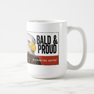Bald and Proud Bald Eagle Mug