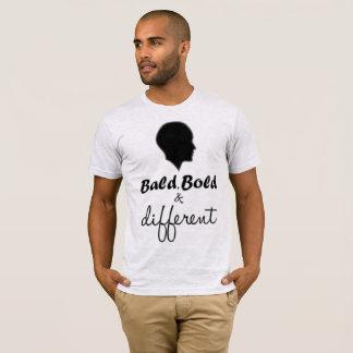 Bald, Bold & Different T-Shirt