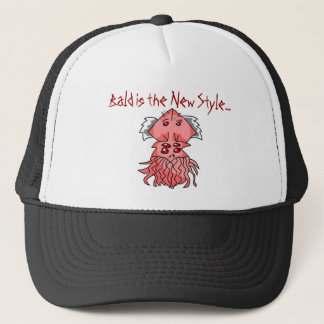 Bald Cthulhu Trucker Hat