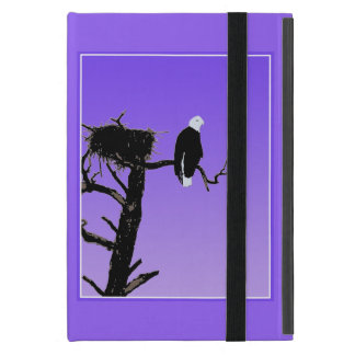 Bald Eagle at Sunset Cover For iPad Mini