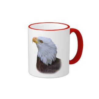 Bald Eagle Bird Customizable Coffee Mug