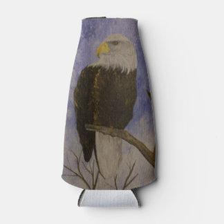 Bald Eagle Bottle Cooler
