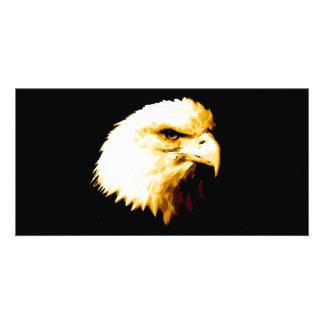 Bald Eagle Customized Photo Card