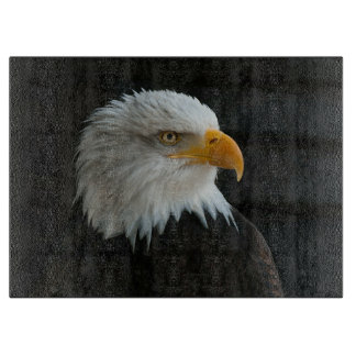 BALD EAGLE CUTTING BOARD
