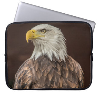Bald Eagle design gifts and products Laptop Computer Sleeve