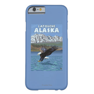 Bald Eagle Diving - Latouche, Alaska Barely There iPhone 6 Case