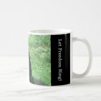 Bald Eagle Freedom Mug