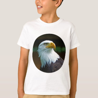 Bald Eagle Head 001 02.1 rd T-Shirt