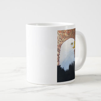 Bald Eagle Large Coffee Mug