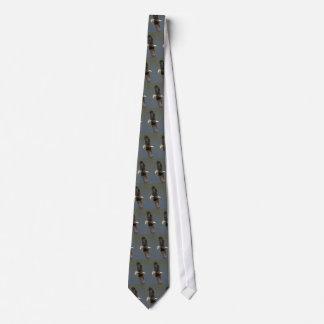 Bald Eagle lovers tie. Tie