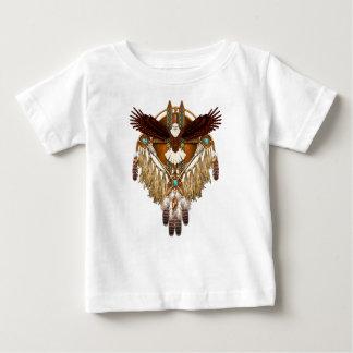 Bald Eagle Mandala - revised Baby T-Shirt