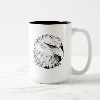 Bald Eagle on Mug