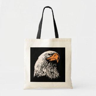 Bald Eagle Patriotic Bag
