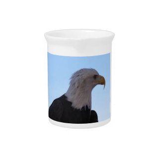 Bald Eagle Pitcher