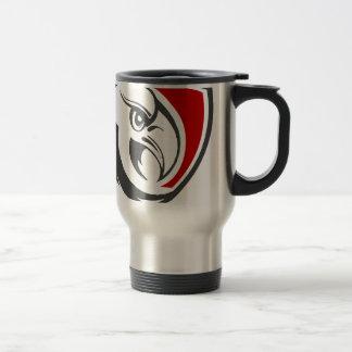 Bald Eagle Pride Travel Mug
