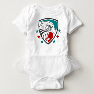 Bald Eagle Security And Protection Baby Bodysuit