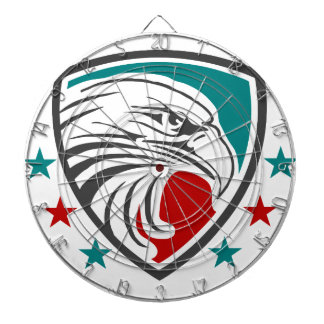 Bald Eagle Security And Protection Dartboard
