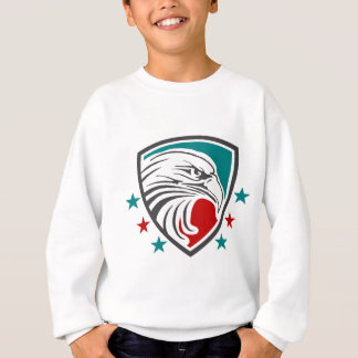 Bald Eagle Security And Protection Sweatshirt