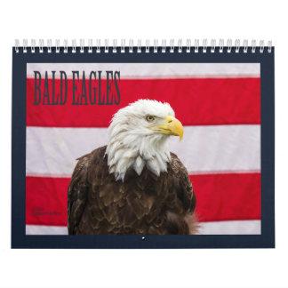 Bald Eagles Wall Calendars