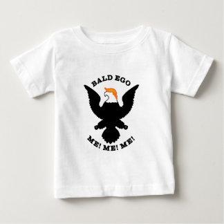 Bald Ego Me Me Me (light) Baby T-Shirt