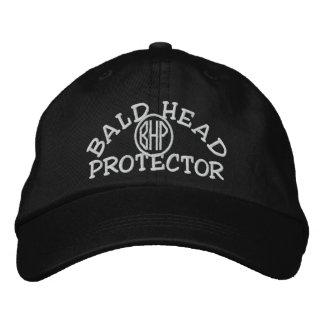 Bald Head Protector Baseball Cap
