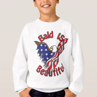 Bald is Beautiful - style4 Sweatshirt