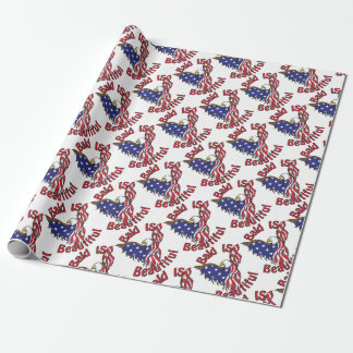 Bald is Beautiful - style4 Wrapping Paper