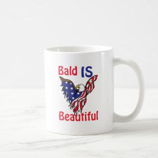 Bald is Beautiful - style 1 Coffee Mug