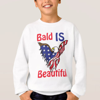 Bald is Beautiful - style 1 Sweatshirt