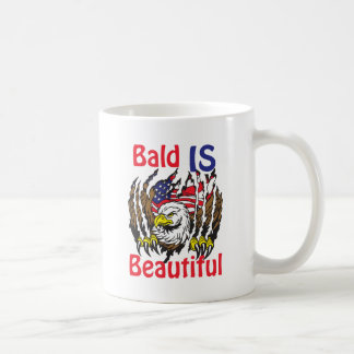 Bald is Beautiful  - style 3 Coffee Mug