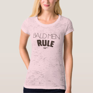 Bald Men Rule T-Shirt