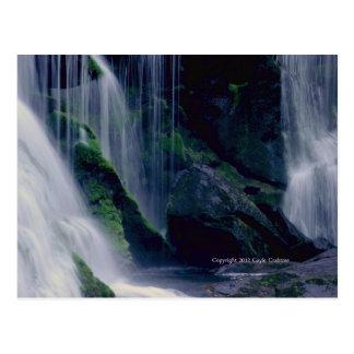 Bald River Falls Postcard