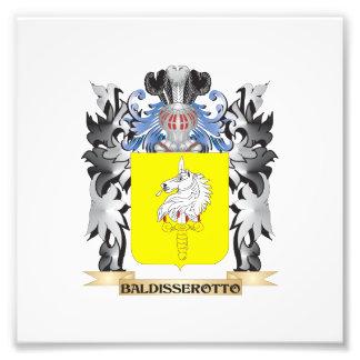 Baldisserotto Coat of Arms - Family Crest Photo