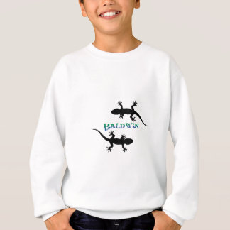 baldwin beach California geckos Sweatshirt
