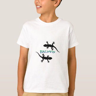baldwin beach California geckos T-Shirt