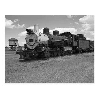 Baldwin locomotive 495 Cumbres Toltec Postcards