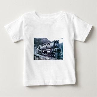 Baldwin Locomotive S-2 PRR Steam Turbine Baby T-Shirt