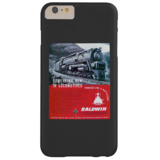 Baldwin Locomotive S-2 PRR Steam Turbine Barely There iPhone 6 Plus Case