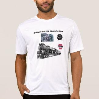 Baldwin Locomotive S-2 PRR Steam Turbine Special T Shirt