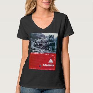 Baldwin Locomotive Works  S-2 PRR Steam Turbine Tees