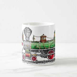 Baldwin Steam Engine Coffee Mug