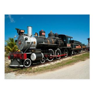 Baldwin Steam Locomotive Post Cards