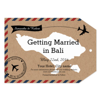 Shop Zazzle's selection of destination or travel wedding invitations for your special day!