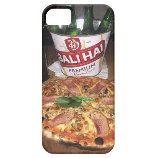 Bali beer and Pizza Case For The iPhone 5