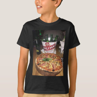 Bali beer and Pizza T-Shirt