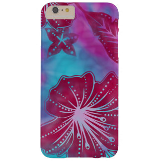 Bali Flower Batik Tropical Barely There iPhone 6 Plus Case