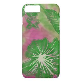 Bali Flower Batik Tropical iPhone 7 Plus Case
