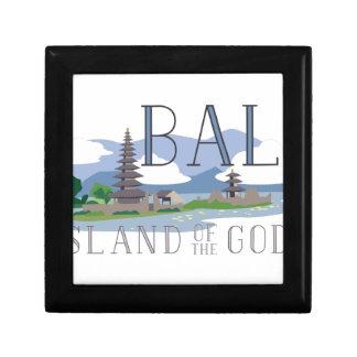 Bali Island Of Gods Gift Box