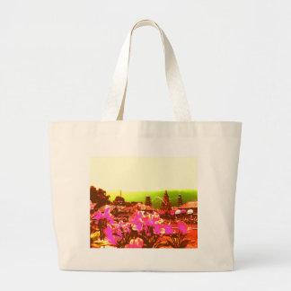Bali Island Paradise Large Tote Bag
