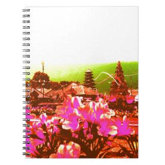 Bali Island Paradise Notebook